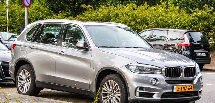 Was kostet ein BMW X5?